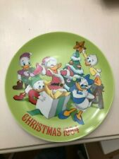 Disney Collection Christmas 1984 Donald Duck's 50th Birthday Plate