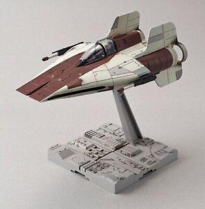 Star Wars Modellbausatz 1/72 A-Wing Starfighter 10cm Bandai