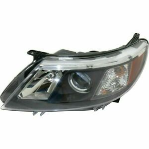FIT FOR SAAB 9-3 2008 2009 2010 HEADLIGHT LEFT DRIVER
