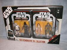 Scout Trooper Darth Vader Leia Rebel Commando Commemorative Tin Collection 2006