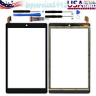 """For Onn Surf Tablet Gen 2 100011885 2APUQW829 8"""" Touch Screen Replacement"""