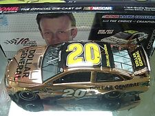 RARE! SIGNED 2013 MATT KENSETH DOLLAR GENERAL COPPER JOE GIBBS RACING TOYOTA 144