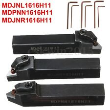 MDJNL1616H11 + MDPNN1616H11 + MDJNR1616H11 DN1104 Lathe Turning Tool Holder Bar
