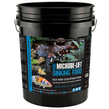 Microbe-Lift Legacy Sinking Pellets Fish Food 18 lb 8 oz
