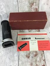 Vintage OHNAR Reverser S R No. 66603 in Original Box with Instruction Leaflet