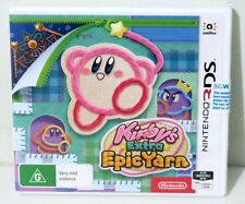 *Brand New* Kirby's Extra Epic Yarn for Nintendo 3DS / 2DS / XL - Store Sealed
