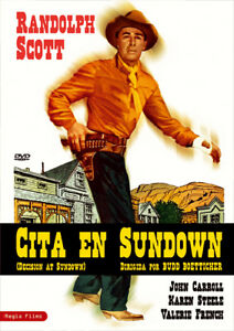 CITA EN SUNDOWN - DECISION AT SUNDOWN