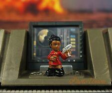 Hasbro Fighter Pods Micro Hereos Star Trek Uhura S1-06 Model Figure K1281C4