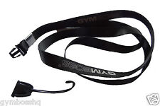 LANYARD GYMBOSS INTERVAL TIMER & STOPWATCH LANYARD QUICK RELEASE SHIP FR CANADA