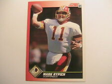 [a1d] SCORE 1991 #111 MARK RYPIEN Washington Redskins