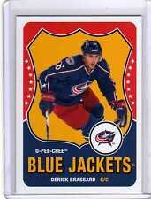 DERICK BRASSARD 10/11 OPC O-PEE-CHEE Blank Back RARE /5 Hockey Card Short-Print