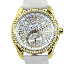 CERRUTI LADIES TRADIZIONE DONNA SWISS MADE WATCH NEW MOP GOLD TONE CT100302S01