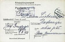 Camp Stalag XIB Fallingbostel 1943 POW Prisoner of War Kriegsgefangenenpost K42i