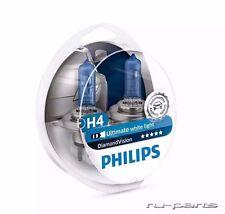 PHILIPS DIAMOND Vision H4/9003/HB2 60/55w 12V p43t 12342DVS2 5000K (2 bulbs)