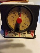 Vintage Simmons Omega Audible Repeating Darkroom Timer M-59 J-2970,