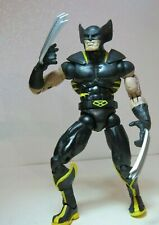 Marvel Legends Wolverine(Black X-Force) 6in. Action Figure from Red Hulk Series