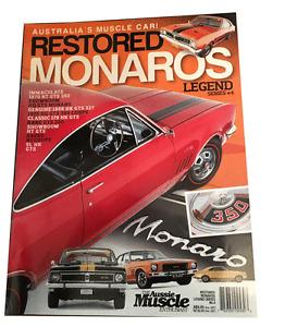 RESTORED MONAROS LEGEND SERIES MAGAZINE ISSUE NO.4