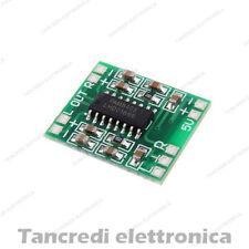 Mini modulo PAM8403 amplificatore audio digitale stereo 3W+3W 5V 2 canali 2x3W