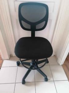 Home Office Chair  Desk Ergonomic ,Computer Chair Adjustable Adults Black Color