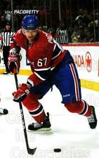 2009-10 Montreal Canadiens Postcards #23 Max Pacioretty