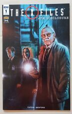 X-FILES #1 STAN LEE BOX VARIANT IDW Rare Hot Marvel Legacy Avengers Near Mint