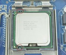 Intel Xeon X5460 CPU 3.16GHz/12M/1333Mhz/LGA775 socket as Q9650 no need adapter