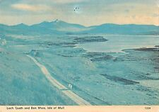BR83376 loch tuath and ben more isle of mull scotland hole