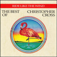 CHRISTOPHER CROSS - RIDE LIKE THE WIND : THE BEST OF CD ~ GREATEST HITS *NEW*