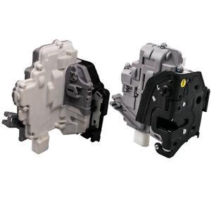 Pair Rear Door Lock Actuator Latch for VW Passat B6/3C2006-2010 Left Right