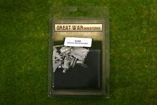 GREAT WAR MINIATURES German 25mm Minewerfer G109