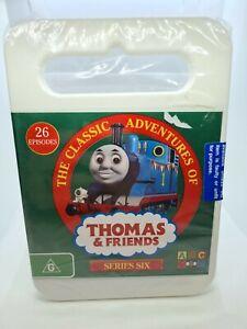 Thomas & Friends : Series 6 DVD Brand New & Sealed ABC KIDS