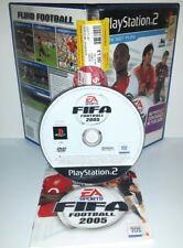 FIFA FOOTBALL 2005 05 5 CALCIO - Ps2 Playstation Play Station 2 Gioco Game