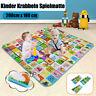 Kinder Spielmatte Matte Krabbeldecke Baby Spielmatratze Krabbeln Spielteppich