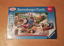 "Ravensburger Puzzle ""Thomas und seine Freunde"" 2 x 24 Teile + Poster - NEU"