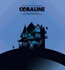 CORALINE MOVIE SOUNDTRACK VINYLE 2x LP MONDO MOND-018 REISSUE SEALED