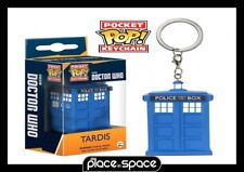 Doctor Who-Tardis Funko Pocket POP! Keychain