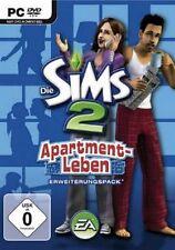 Die Sims 2 Apartment Leben Deutsch Sehr Guter Zustand