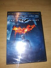 The Dark Night DVD Widescreen Edition