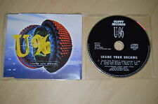U96 - Inside your dreams. 3 tracks. CD-Maxi (CP1706)