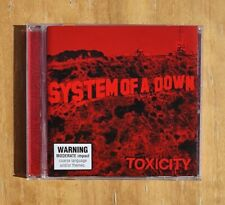 SYSTEM OF A DOWN - Toxicity CD 2001