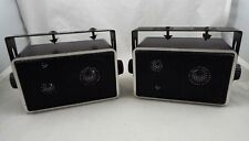 Phase 3 Mini 3-Way Speaker System~Model 2022~140 Watts~10 Ounce Ceramic Magnets