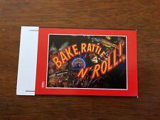 Universal Studios - Bake, Rattle N' Roll! - Promo Pass