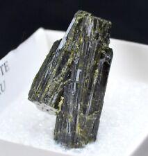 Epidot Kristall Stufe Peru  32 x 16 x 10 mm  6 g