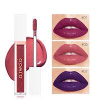 Velvet Liquid Lip Gloss Matte Moisturizer Lipstik Pigment Lips Kosmetik Bibir HL