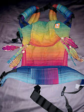 Fancy Rainbow Handwoven Tula Baby Carrier With Full Accessories ??