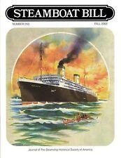 "#243 Steamboat Bill - ""Matson's Flying Fish S.S. MALOLO"" - SSHSA sHiPs WORLDWIDE"