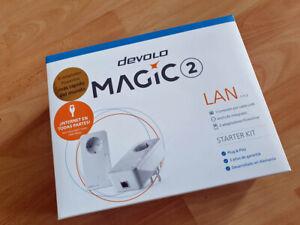 PLC devolo Magic 2 de 2400 Mbit/s LAN Starter Kit