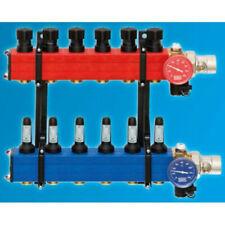 KOMFORT - Collecteur plancher chauffant 8 circuits - SBK 4000