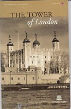 The Tower of London ~ The Official Guide Book ~ English Version  .  /b6