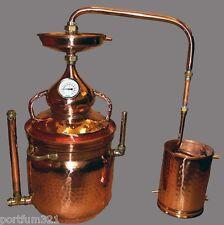 Copper Alembic - Bain Marie 10 L  DISTILLER
